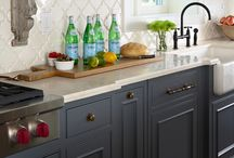 Kitchens - Painted Cabinets / by Susan Silliman