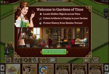 Gardens of Time / A game I play on Facebook. / by Marti' Shannon