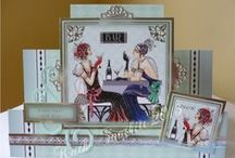 My Card Creations. / Board showing samples of greetings cards created by me. / by Kathryn Toothill