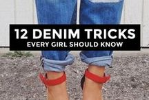 Fashion Tips & Tricks / A few simple tips and easy tricks every woman should know.
