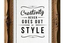 Creative Decor / creative do-it-yourself home decoration ideas