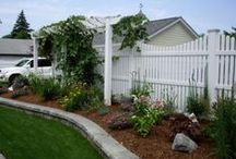 Vinyl Fencing / Our vinyl fence materials are of the highest contractor grade and will truly last you a lifetime.