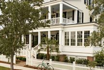 Home - Front Facade / by Ashlee Greene