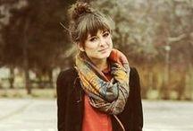 Autumn Fashion / by Valentina Hintz