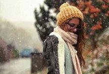 Winter Fashion / by Valentina Hintz
