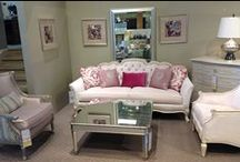 Inspirational Rooms by SCF / Have a look at what our sales staff and visual team can create with the right furnishings.