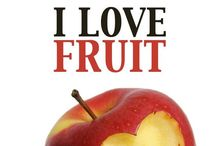 Fruits - What I love to snack on!
