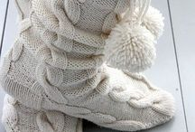 Socks/Leg Warmers/Slippers