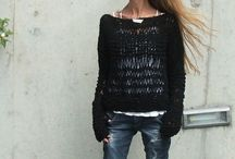 Sweaters! Comfy is my style!