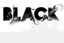 Black! Only Black!
