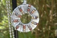 Upcycled jewellery / by Kathryn Toothill
