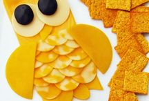 Creative children's snacks / by Ashlee Greene