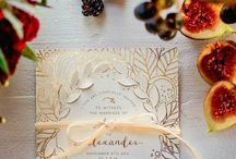 Wedding Details / by Tyler Pappas