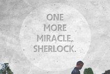 Sherlock / by Emma Anderson