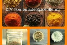 Spice It Up! / Dressing, Seasoning and Marinade Recipes