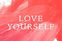 Love Myself! / My Resolution for 2015!