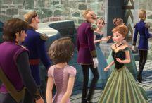 Disney/Pixar - Theories & Facts