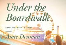 Summer Resorts & Amusement Parks / I love old-fashioned amusement parks. They are the inspiration for my Starlight Point series--book one will be published by Harlequin Heartwarming in 2016!