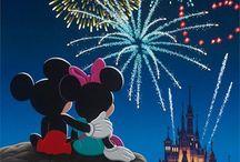 Disney - Mickey + Minnie