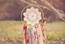 Dream Catchers, Wind Chimes, Arrows and Feathers!