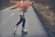 We are different. We are rollerbladers.