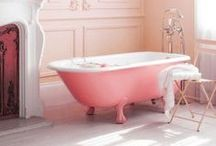 Bath Time / that sacred space where all your whishes come true.