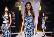 Bangalore Fashion Week 2015 / Michelle Salins at Bangalore Fashion Week, 2015 / by MICHELLE SALINS