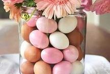 Easter Decor / Inspirational Easter Decoration for your Home