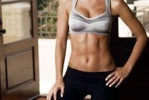 Fitness/Motivation  / by Breanne Blanchard