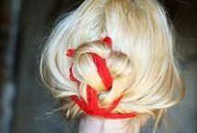 cosmic hair / by Rosalyn Faustino