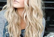 Hair Styles / Updo   Cut   Wavy  / by Sasha Madden
