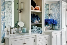 Bathroom Beauties / by Cheri Rowden