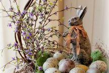 the bunny trail- Easter & Springtime ideas