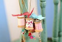 Sewing, Crafting, Cute as a Button Party Inspiratiion / by Michele Daharsh