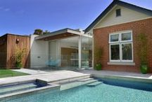 Hampton, Vic - renovation / Major renovation to interior and exterior of Edwardian home in Bayside Melbourne.  The Architect is Robert Harwood.
