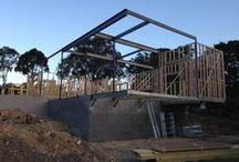 Warrandyte South - new home / Architect: Robert Harwood