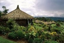 Papua New Guinea Travel / Beautiful photos and tips to inspire and inform your travels to Papua New Guinea.