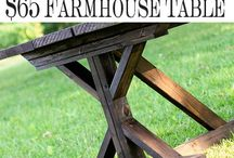 Furniture // From Scratch / Tutorials   Instructions   Plans  / by Sasha Madden