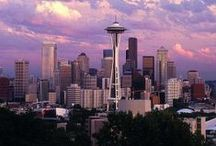 Seattle Travel / Inspiring photos and tips to help inform you for your travels to Seattle.