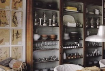 Kitchen, yes everything gets dusty. / by Kate Grant Bateman