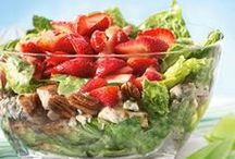 Salads / by abt bythesea