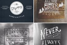 Design & Brand / Brand, Print & Typography