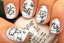 Nails! / by Mary Buhanan