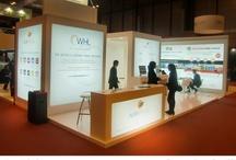"""Diseño Stand """"WHL"""" / Trabajo de Diseño y Montaje de Stand para la Empresa Mayorista de viajes Italiana """" WHL"""" en la Feria Internacional del Turismo ( Fitur 2013) celebrada en IFEMA (Madrid)."""