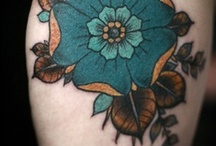 Tattoos / by Charley