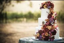 Wedding Cake Inspiration / by Michele Daharsh