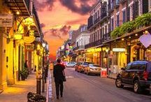 New Orleans Travel / Beautiful photos and tips to inspire and inform your travels to New Orleans.