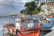Skiathos / Been to many Greek Islands, but this is my favourite.