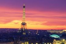 France Travel / Stately cathedrals. Pastries, wine and cheese. Beaches and big cities like Paris. France has it all!