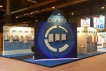 """Diseño Stand """" CENTRO CONFORT"""" / Stand para la Empresa CENTRO CONFORT en el Salón Internacional de Aire Acondicionado, Calefacción, Ventilación y Refrigeración CLIMATIZACION en el Recinto Ferial de Ifema en Madrid en Febrero 2015."""